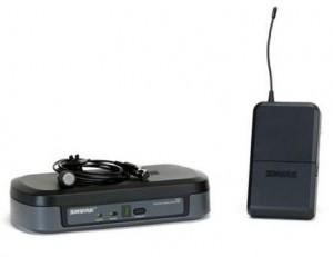 Radio Microfono indossabile Shure PG14E-PG185